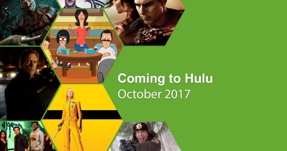 October 2017 New Hulu Releases