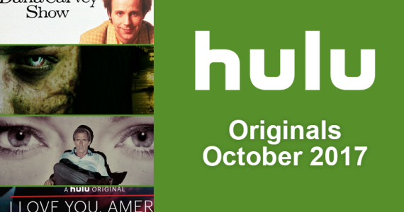 Hulu Originals Coming to Hulu in October 2017