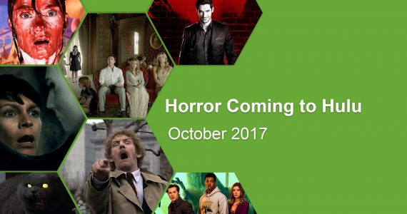 Horror Series/Movies Coming to Hulu in October 2017