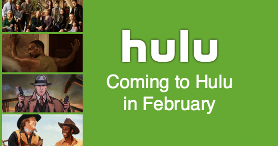 What's New on Hulu in February 2018