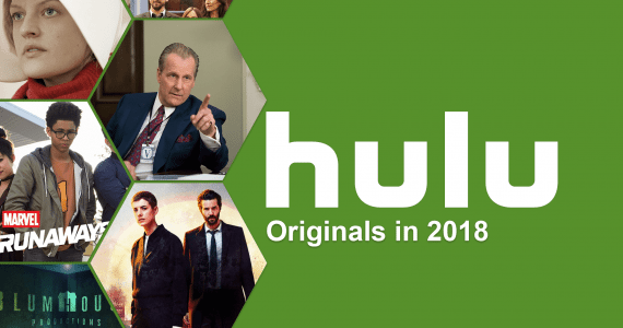 Every Hulu Original Coming in 2018