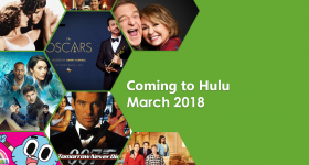 What's Coming to Hulu in March 2018
