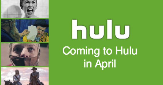 What's Coming to Hulu in April 2018